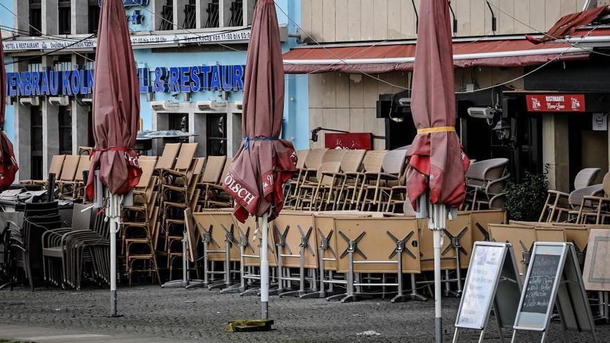 Alemania amplía hasta el 7 de marzo el cierre de la vida pública