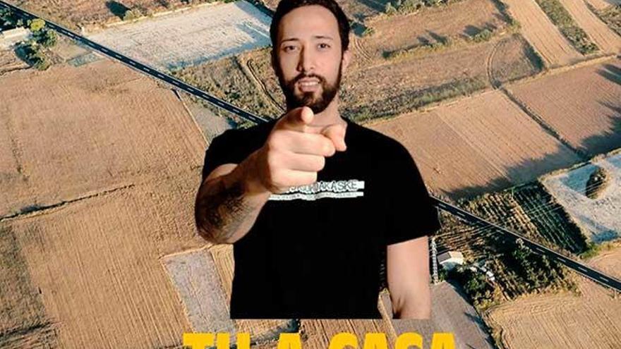 Unió de Pagesos retira la imagen de Valtònyc de su campaña promocional