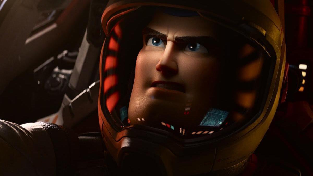 Buzz Lightyear, personaje de 'Toy Story'.