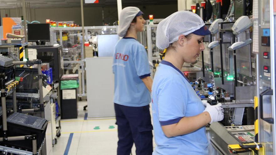 Denso presenta un ERTO per a 810 treballadors