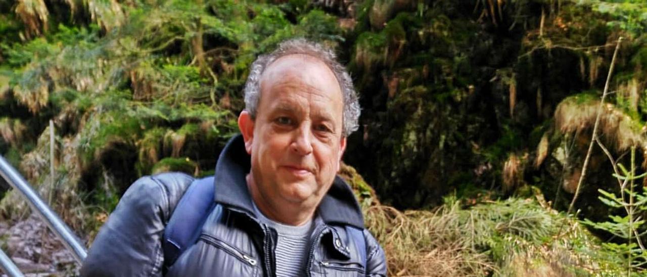 Mario Sáenz de Buruaga.
