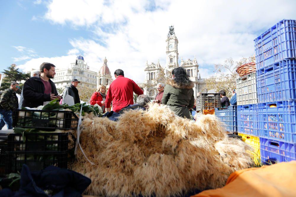 Nueva edición de l'Horta a la Plaça