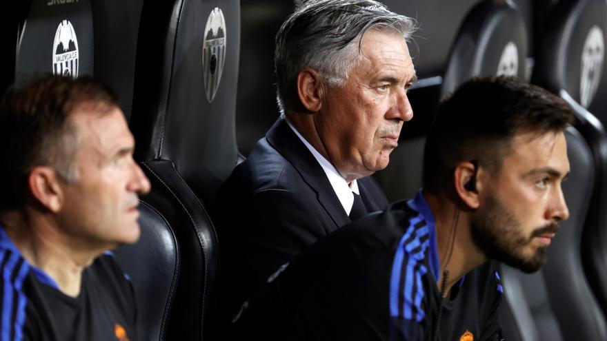 Sigue en directo el Valencia - Real Madrid
