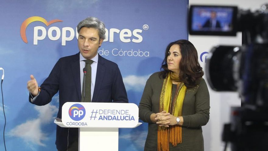 """Lorite llama a los socialistas """"avergonzados"""" a que se sumen al proyecto de la """"moderación y la centralidad"""" del PP"""