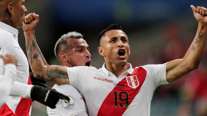 Perú destrona a Chile y jugará la final contra Brasil
