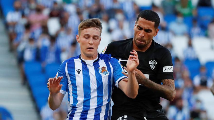 """Mascarell: """"El fútbol fue injusto con el Elche"""""""