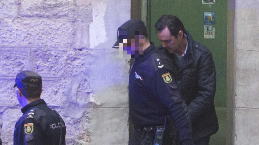 El juez mantiene encarcelado a Miguel López, el yerno detenido por el asesinato de la viuda de Sala