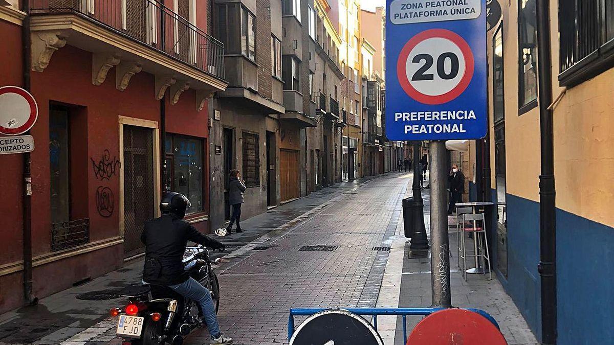 Nuevas limitaciones de velocidad en Zamora capital