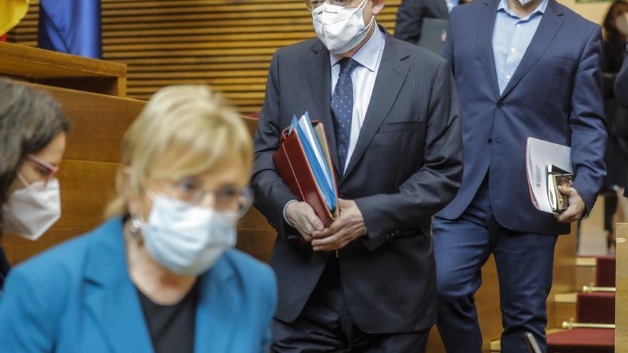"""Puig ve """"razonable"""" que el estado de alarma termine el 9 de mayo y cree """"posible"""" gestionar la pandemia sin él"""