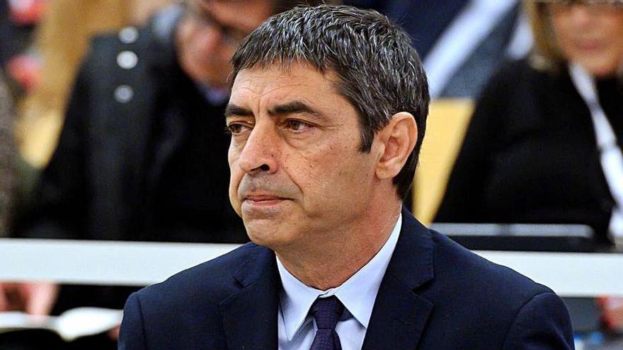 Els Mossos d'Esquadra aclareixen que Trapero va avisar del viatge a Madrid