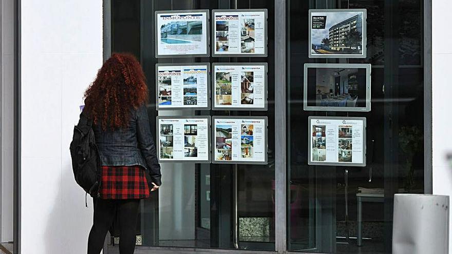 La deuda de los inquilinos morosos en Galicia es de 2.500 euros, un 21% por debajo de la media
