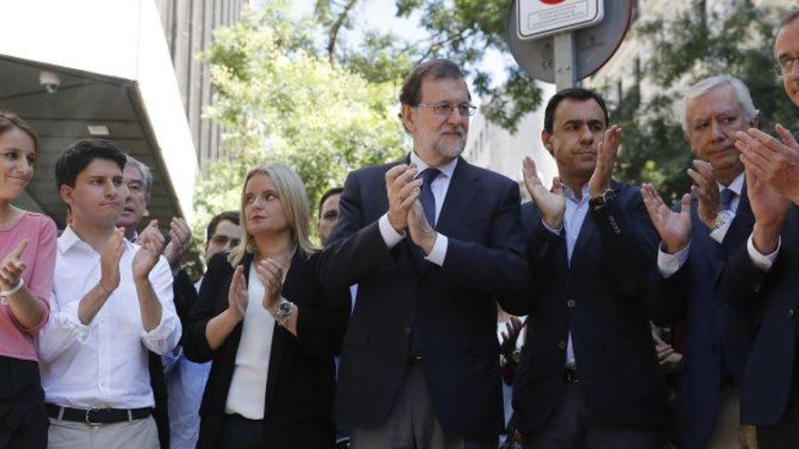 El PP homenatja Miguel Ángel Blanco en el vintè aniversari del seu segrest