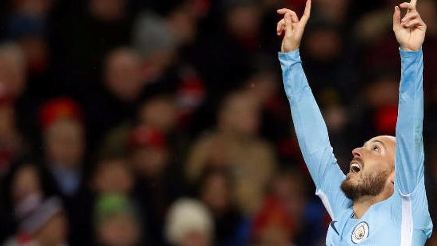 """Silva, baja del Manchester City por """"motivos personales"""""""