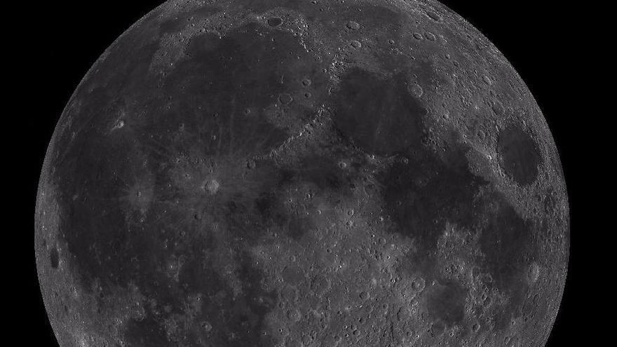Explora la Luna con este mapa de la NASA