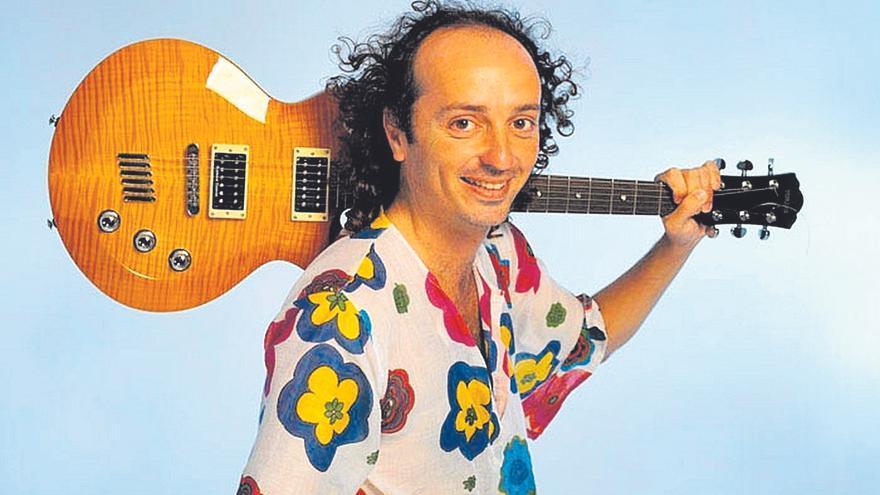 Arístides Moreno: «No soy un artista de estar solo; los conciertos los hacemos entre todos»