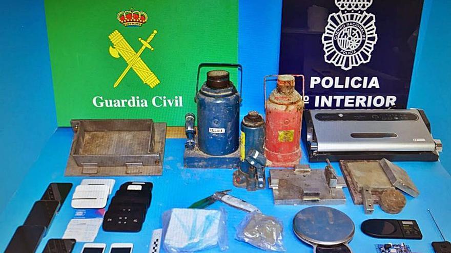 """El """"Marqués"""" regresa a prisión acusado de distribuir droga por toda Galicia"""