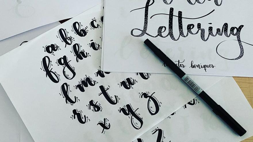 Taller de lettering