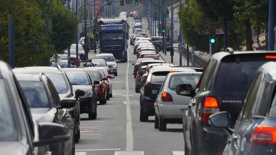 València es ya la cuarta ciudad española con más congestión de tráfico
