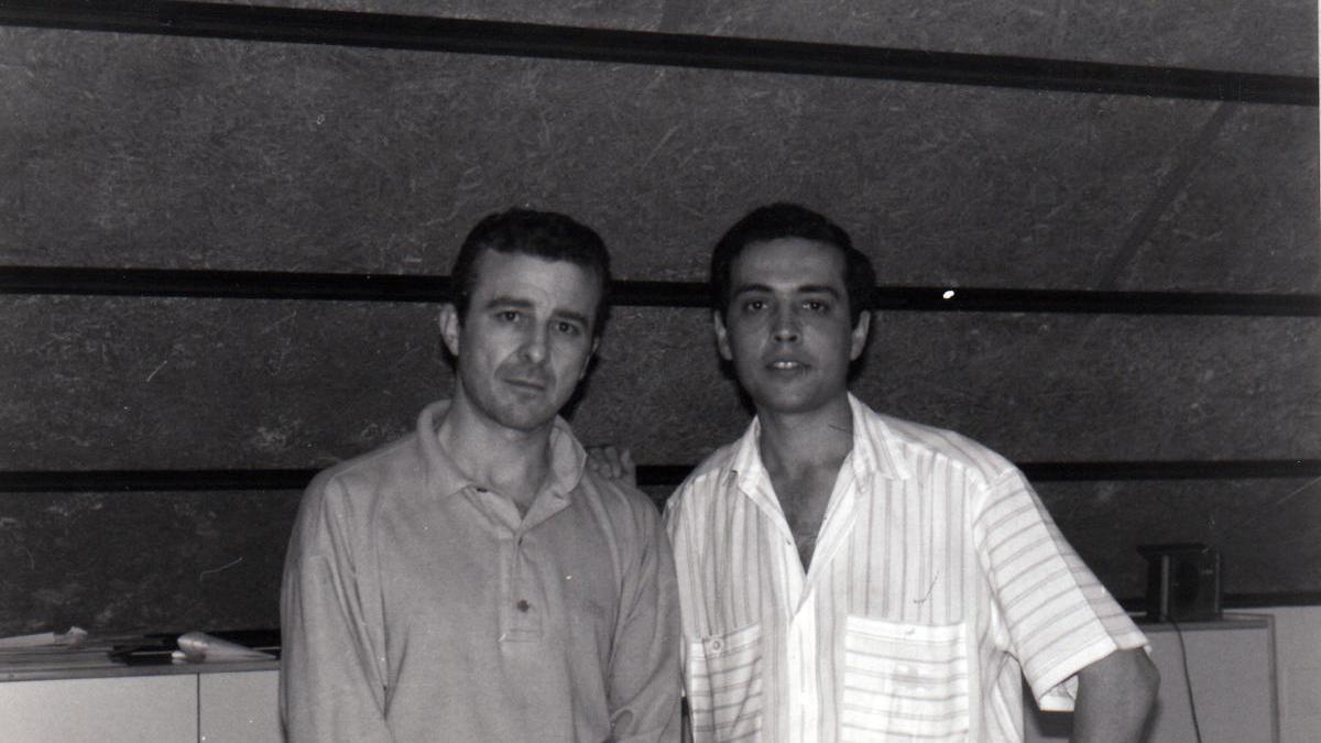 1988: El señorito Iván en la UMU