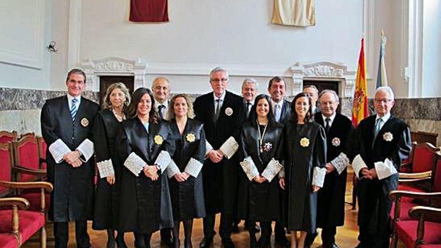 Seis de cada diez plazas de jueces en Galicia están cubiertas por mujeres