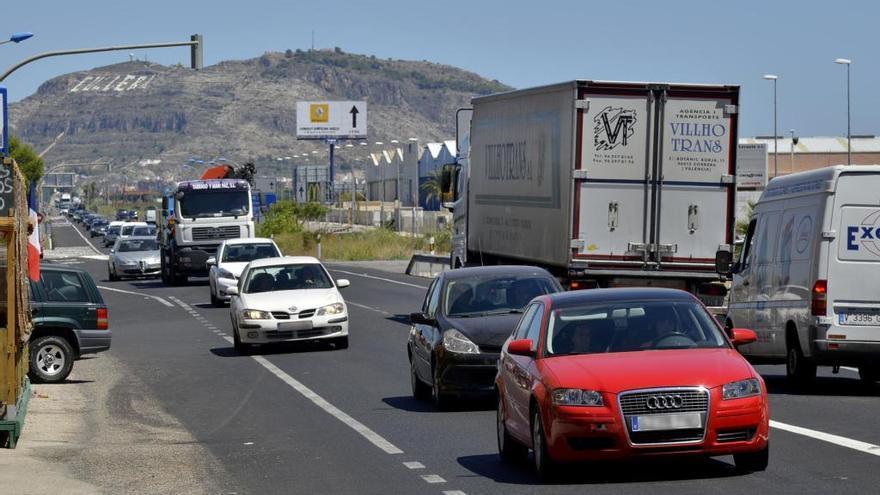 Estos son los cuatro tramos de carretera más peligrosos de Valencia y Castelló