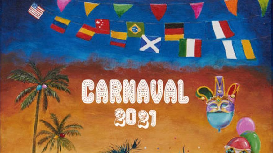 El concurso del cartel del Carnaval de Santa Cruz se activa este miércoles