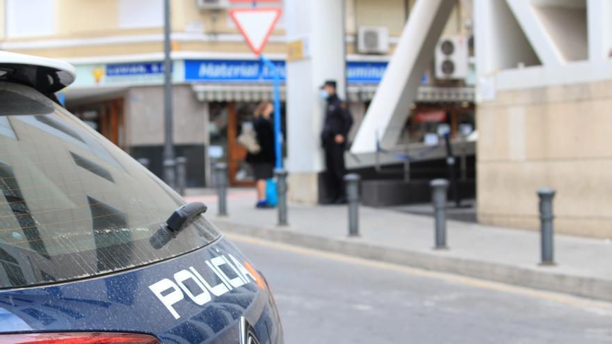 La Policía Nacional detiene en Formentera del Segura a un prófugo de la justicia italiana por delitos de extorsión y chantaje