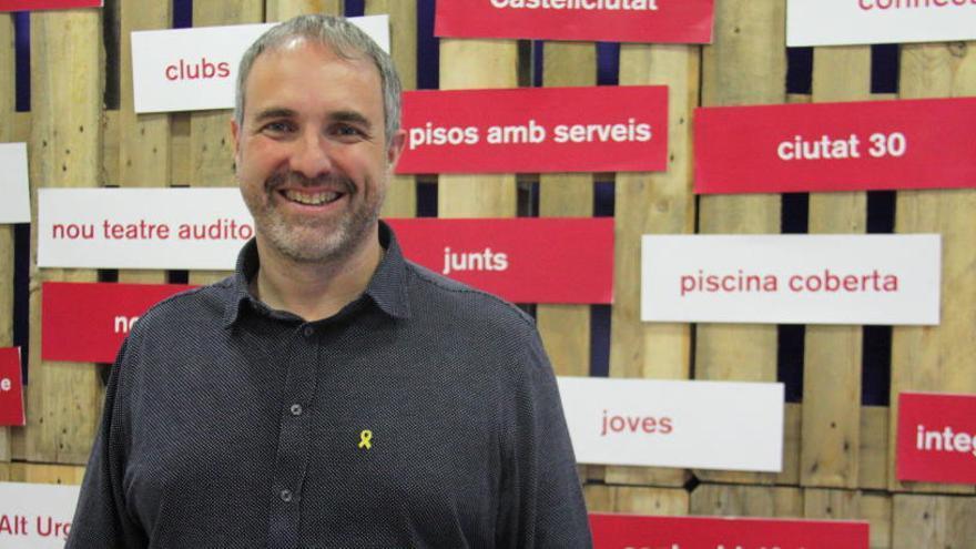 Jordi Fàbrega: «Hi ha una majoria clara que vol un alcalde independentista a la Seu d'Urgell»