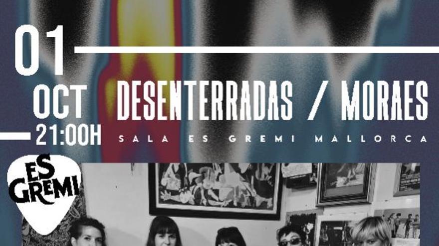 Desenterradas / Moraes