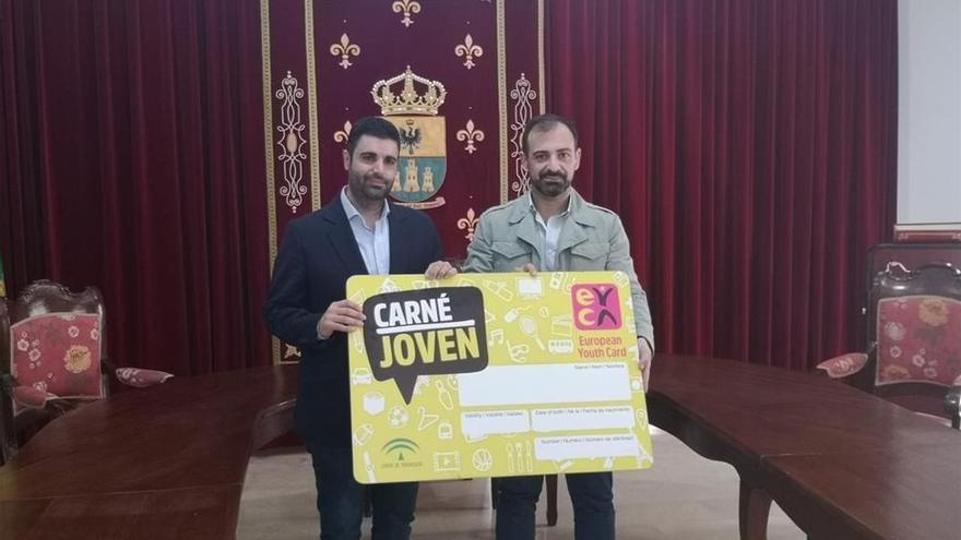 El IAJ reconoce a Cañete de las Torres con el distintivo de 'Municipio Joven'