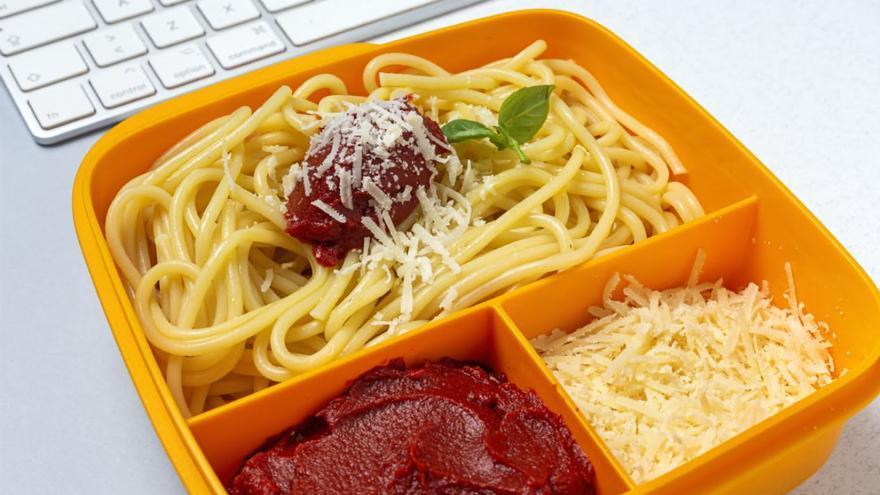 Siete recetas de tupper para no saltarte la dieta en la oficina