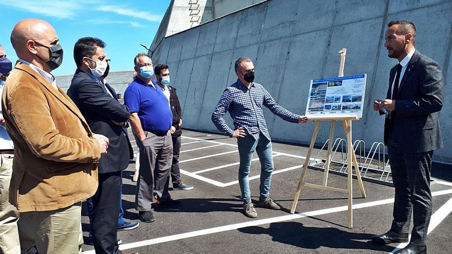 Finalitzen les obres del dic del port de Blanes afectat pel «Gloria»