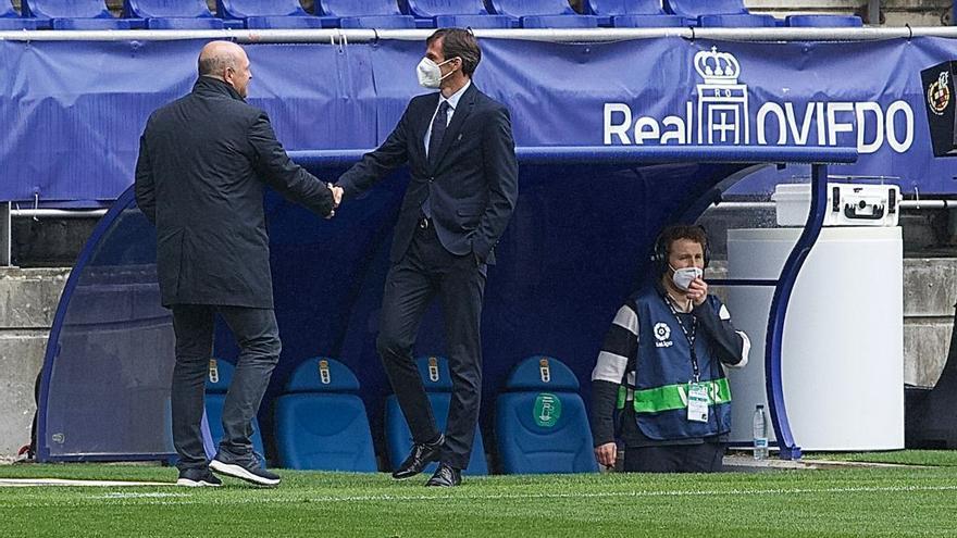 """Ziganda, tras empatar ante Las Palmas: """"Defensivamente estuvimos muy bien"""""""