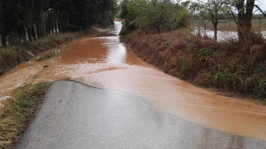 Viladamat rebrà un ajut de la Diputació per desperfectes per causes meteorològiques