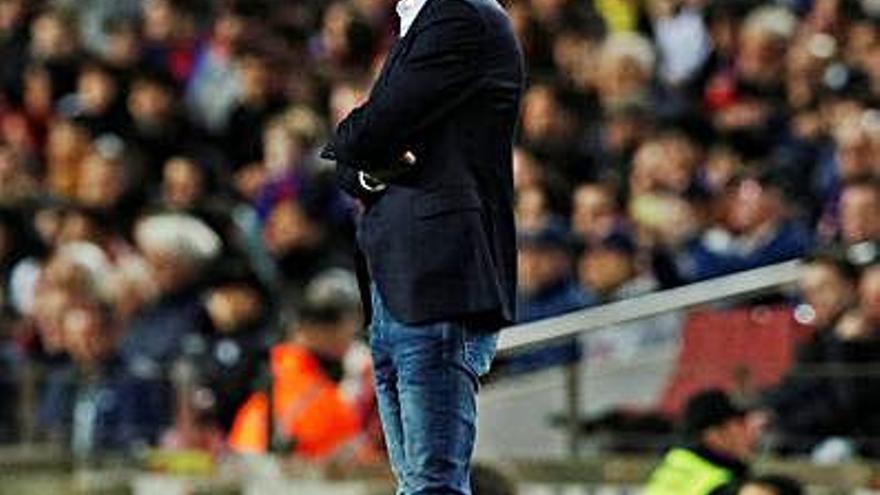 Setién millora els números defensius de Valverde d'aquesta temporada