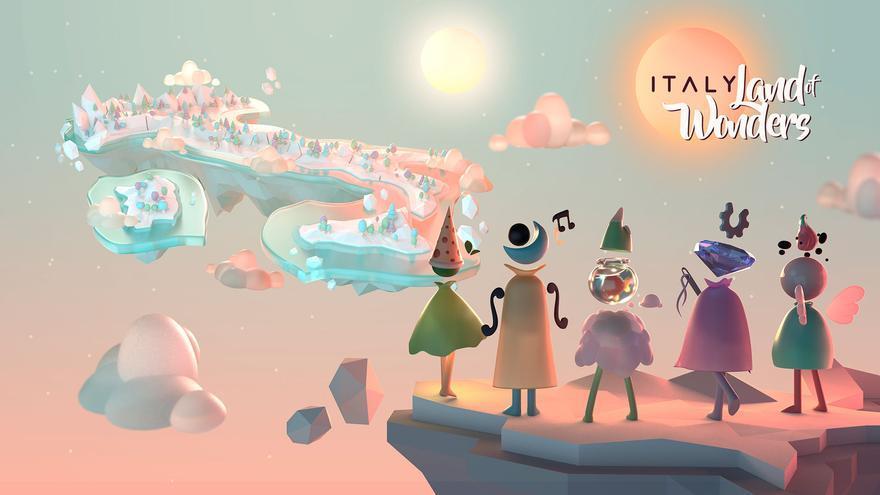 'Italy, Land of Wonders', el videojuego que acerca la herencia cultural de Italia, llega a móviles
