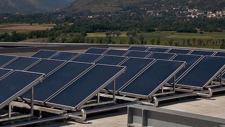 La Cerdanya vol liderar un acord al Pirineu sobre l'ús de l'energia solar