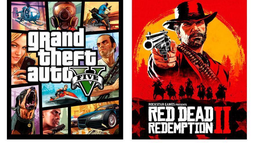 'Grand Theft Auto V' y 'Red Dead Redemption 2' serán jugables en nueva generación