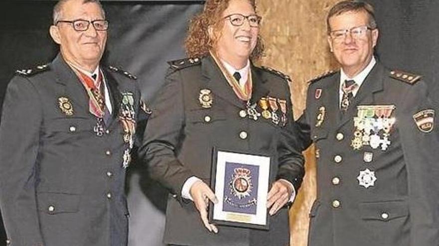La Policía Nacional de Castellón rinde homenaje a sus mujeres
