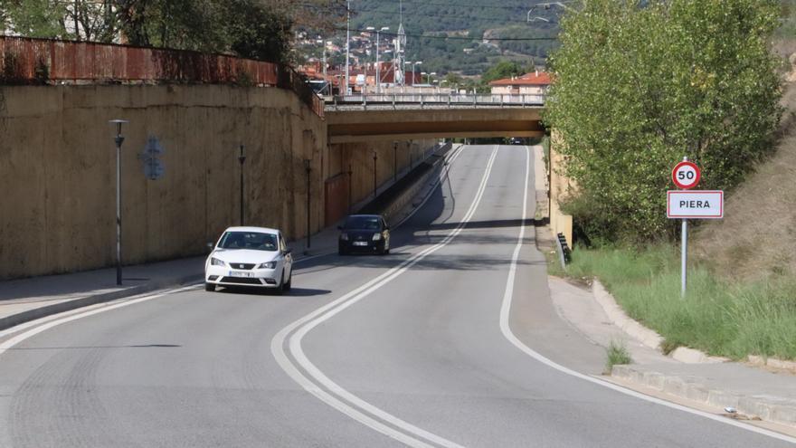 Les obres per desdoblar la B-224 entre Martorell i Sant Esteve Sesrovires i la variant de Piera s'iniciaran el 2022