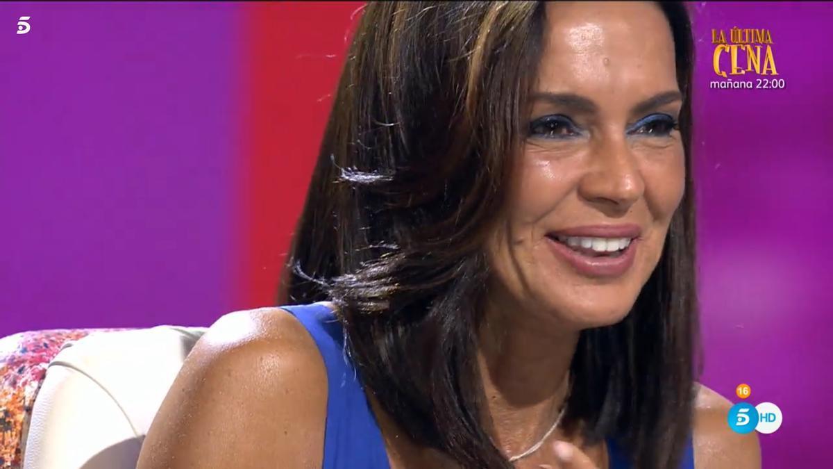 Olga Moreno denies Rocío Carrasco's version of her son's absence at her wedding