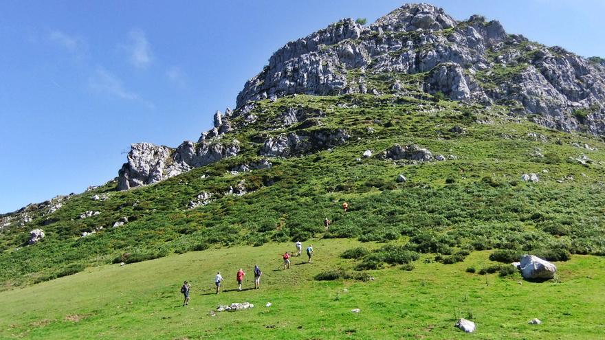 Montañas mágicas: La Mota Cetín, tan discreta como bella