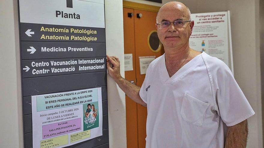 Juan Francisco Navarro: «Toda la población podrá vacunarse en mayo y llegaremos al verano con normalidad»
