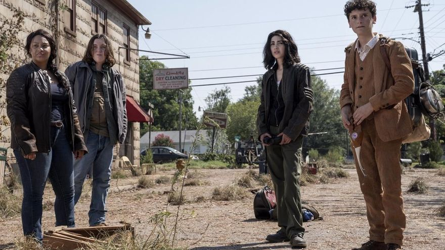 ¿A qué hora se estrena 'The Walking Dead: World Beyond'?