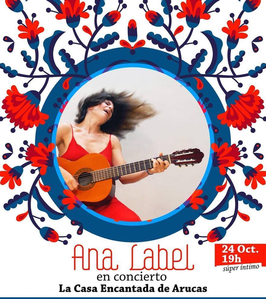 Concierto de Ana Label