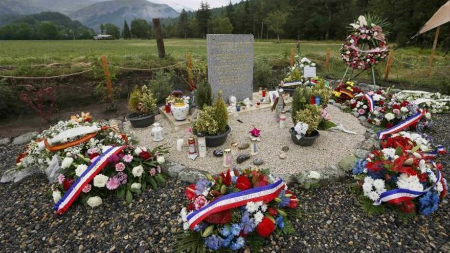 Se cumplen dos años del accidente de Germanwings