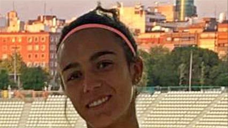 Teresa Herráez, sin suerte en el Nacional