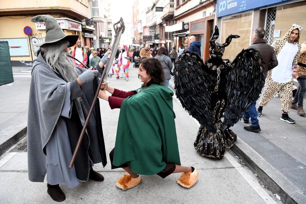 Fiesta choqueira en Monte Alto