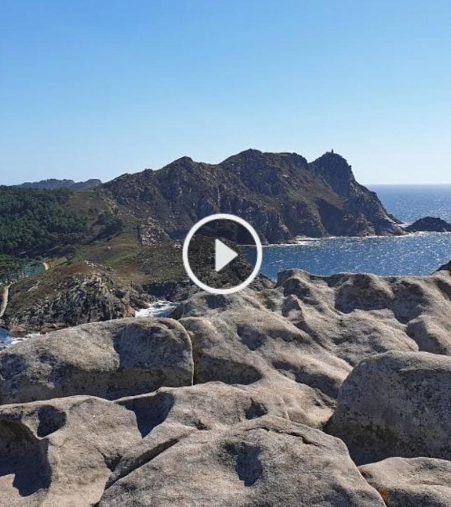VÍDEO | Islas Cíes: sobran las palabras