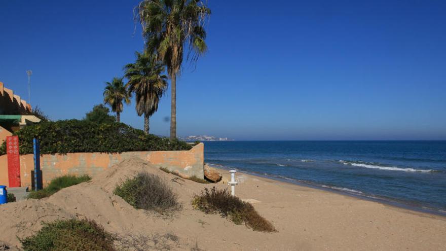 Las playas de la C. Valenciana con bandera negra